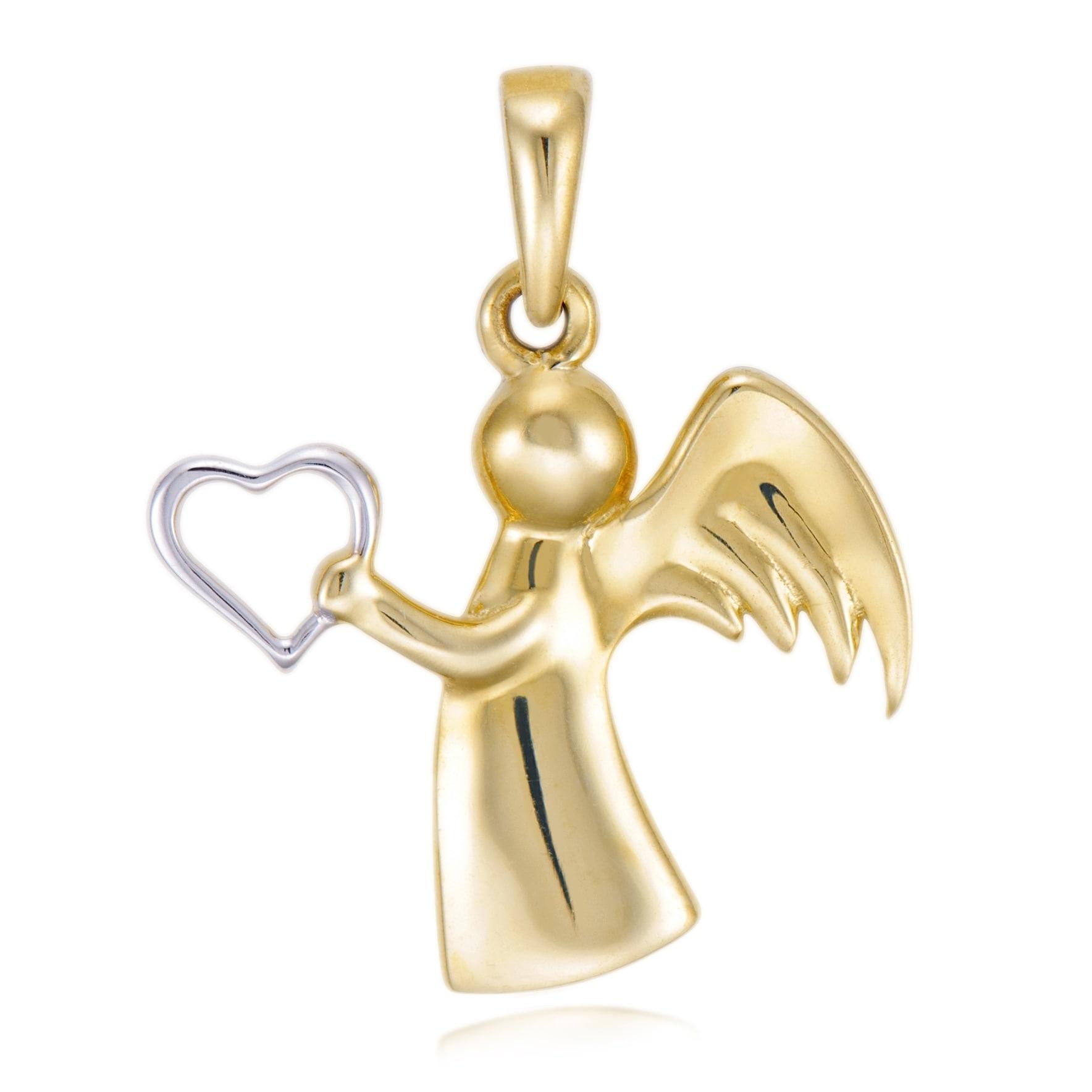 DiamondJewelryNY Sterling Silver Papal Crucifix Pendant