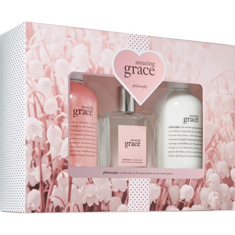 Philosophy Amazing Grace 3-piece Set