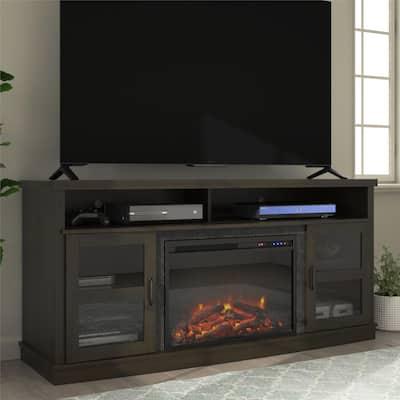 Copper Grove Xojayli Fireplace TV Stand - N/A