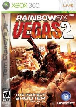 Xbox 360 - Tom Clancy's Rainbow Six Vegas 2 - By UbiSoft