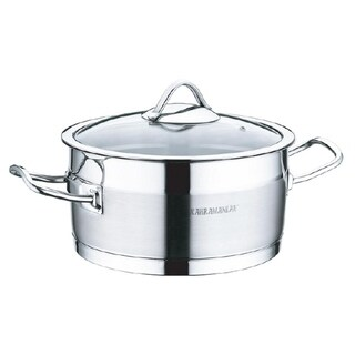 """Link to Sirma Stainless Steel Deep Pot , 10"""" Similar Items in Cookware"""