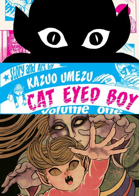 Cat Eyed Boy 1 (Paperback)