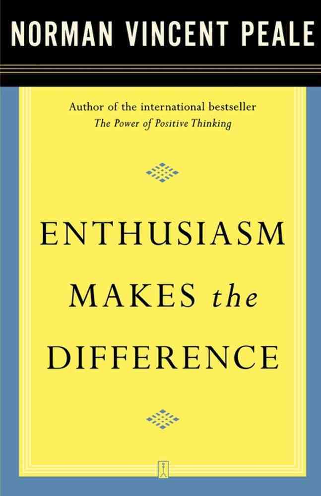 Enthusiasm Makes the Difference (Paperback)