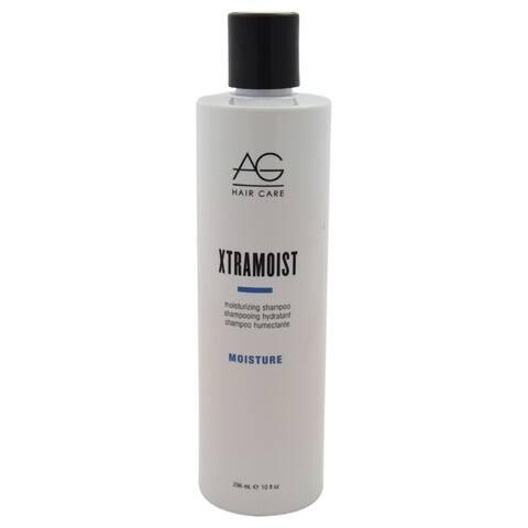 AG Hair Cosmetics Xtramoist Moisturizing Shampoo 10 oz Shampoo HAIRCARE