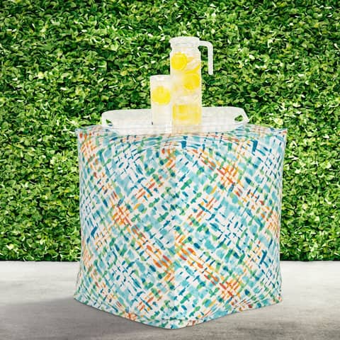 Siscovers Off The Grid Indoor-outdoor Pouf