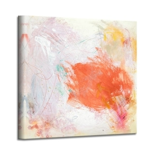 'Sweet Memories' Abstract Canvas Wall Art