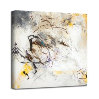 'Zero Gravity' Abstract Canvas Wall Art