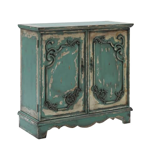 "Belle Door Cabinet/Accent Piece - 38"" x 36"""