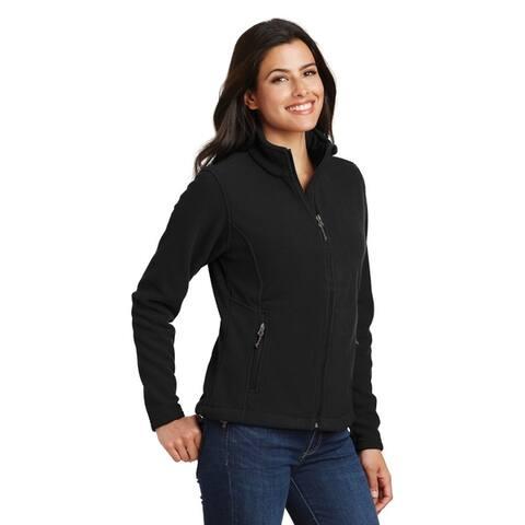 Port Authority Ladies Full Zip Fleece Jacket