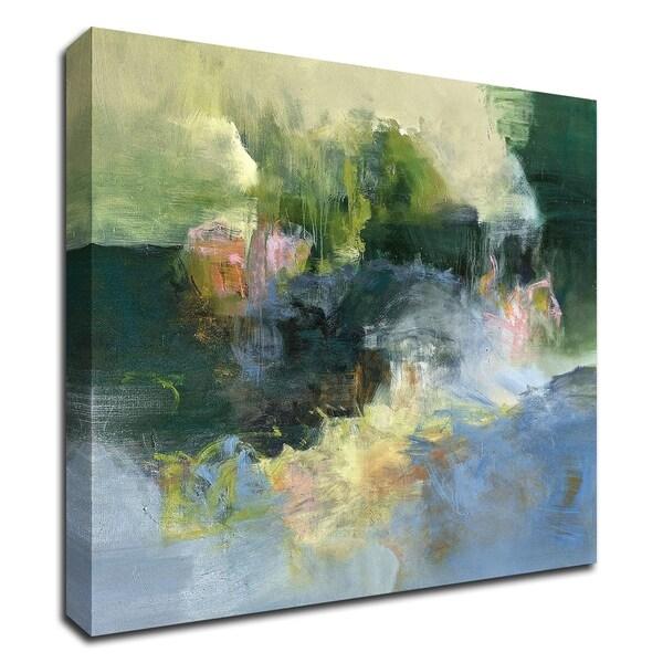 """Kache Mer"" by Emilia Arana, Print on Canvas, Ready to Hang"