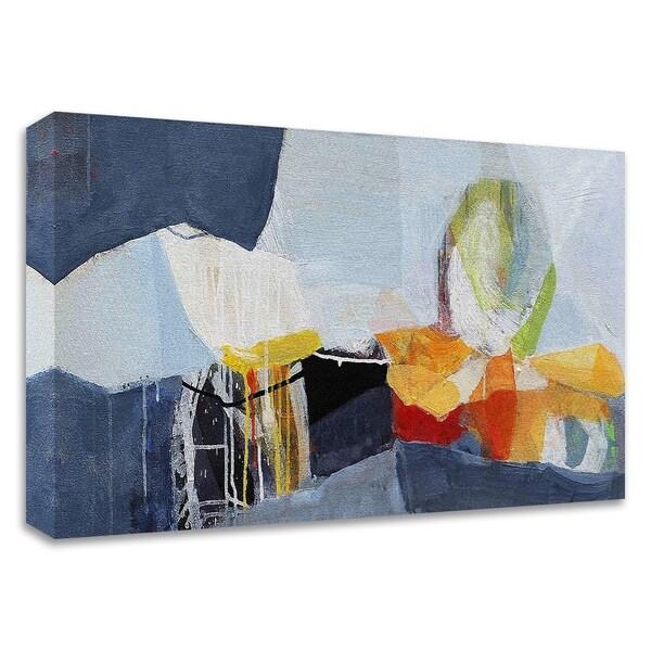 """Story Teller"" by Lina Alattar, Print on Canvas, Ready to Hang"
