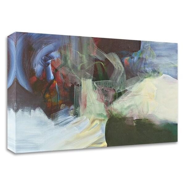 """Ventana Boulders"" by Emilia Arana, Print on Canvas, Ready to Hang"