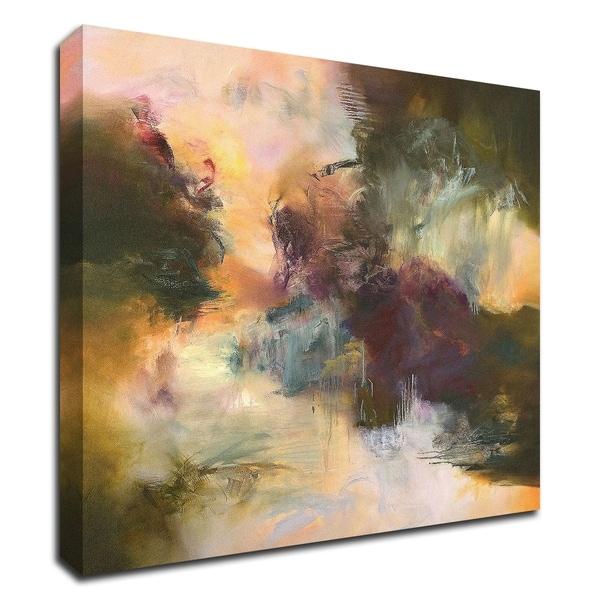 """Wanderlust"" by Emilia Arana, Print on Canvas, Ready to Hang"