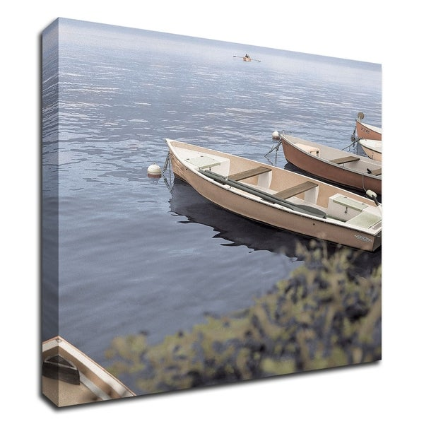 """""""Mediterranean 3"""" by Alan Blaustein, Print on Canvas, Ready to Hang"""
