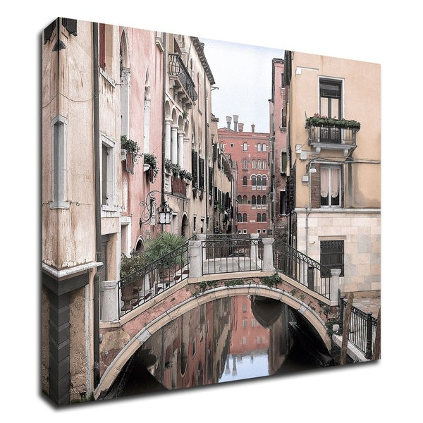 """""""Piccolo Ponte"""" by Alan Blaustein, Print on Canvas, Ready to Hang"""