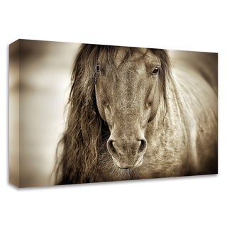 """Mustang Sally"" by Lisa Dearing, Print on Canvas, Ready to Hang"