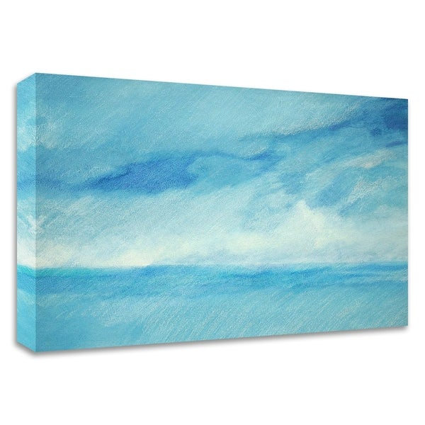 """""""Sky and Sea 3"""" by Skadi Engeln, Print on Canvas, Ready to Hang"""