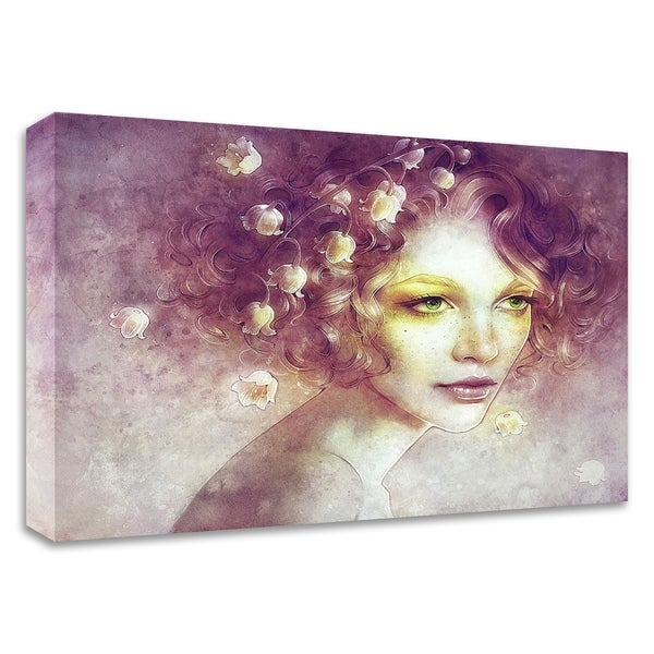 """""""May"""" by Anna Dittman, Print on Canvas, Ready to Hang"""