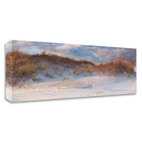 """""""Dunes Light"""" by Katherine Gendreau, Print on Canvas, Ready to Hang"""
