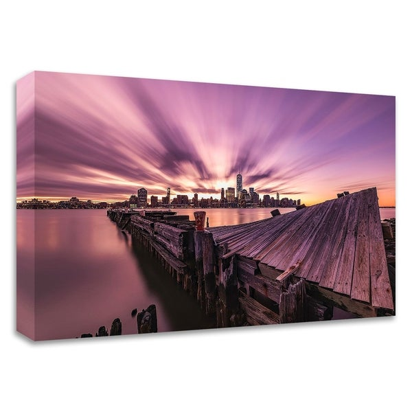 """Morning Explosion"" by Bruce Getty, Print on Canvas, Ready to Hang"
