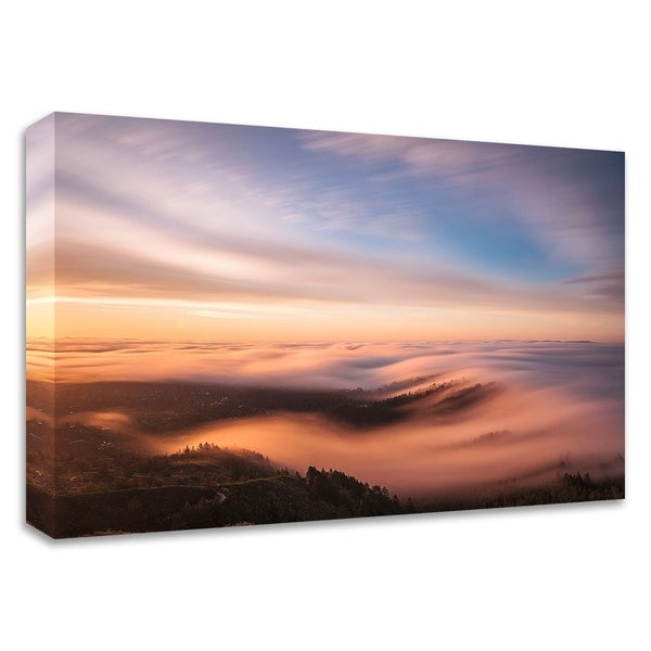 """""""Golden Morning"""" by Bruce Getty, Print on Canvas, Ready to Hang"""