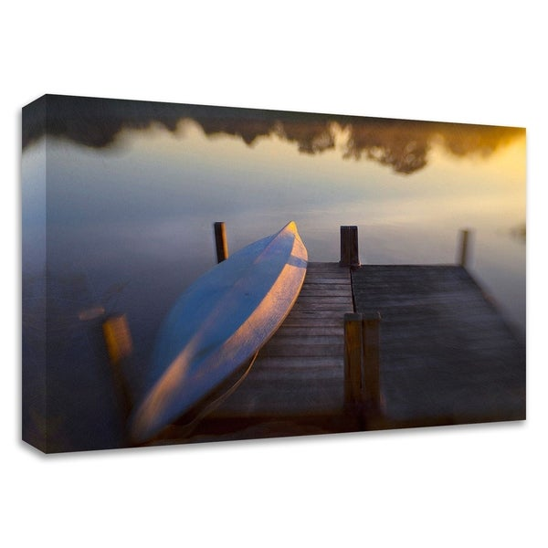 """""""The True Light of the Day"""" by Dawn D. Hanna, Print on Canvas, Ready to Hang"""