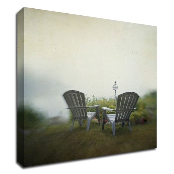 """""""Being Present in the Moment"""" by Dawn D. Hanna, Print on Canvas, Ready to Hang"""