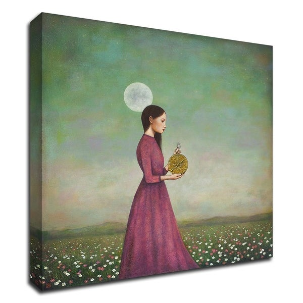 """Counting on the Cosmos"" by Duy Huynh, Print on Canvas, Ready to Hang"