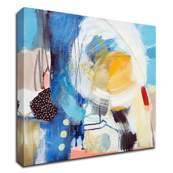 """""""Untitled 48"""" by Ira Ivanova, Print on Canvas, Ready to Hang"""