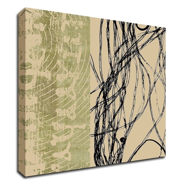 """""""Fibers 2"""" by GraphINC, Print on Canvas, Ready to Hang"""