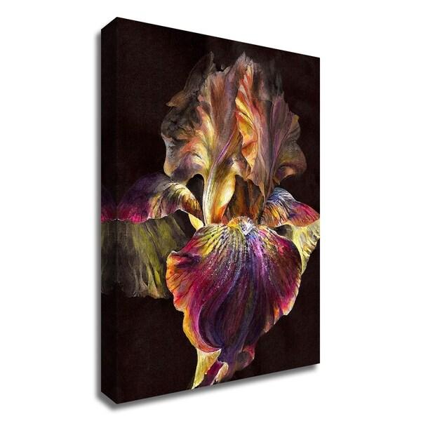 """Iris"" by PhotoINC Studio, Print on Canvas, Ready to Hang"