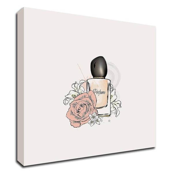 """Perfume I"" by Incado, Print on Canvas, Ready to Hang"