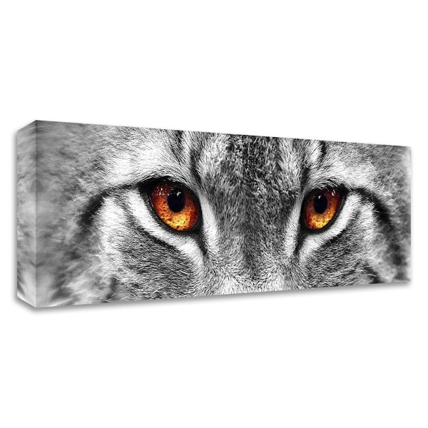 """Lynx"" by PhotoINC Studio, Print on Canvas, Ready to Hang"