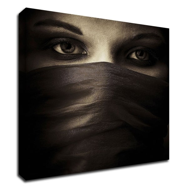 """""""Covered"""" by PhotoINC Studio, Print on Canvas, Ready to Hang"""