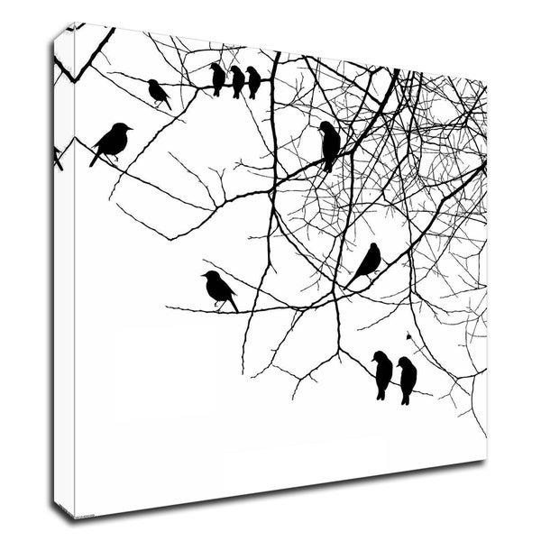 """""""Bird II"""" by GraphINC, Print on Canvas, Ready to Hang"""