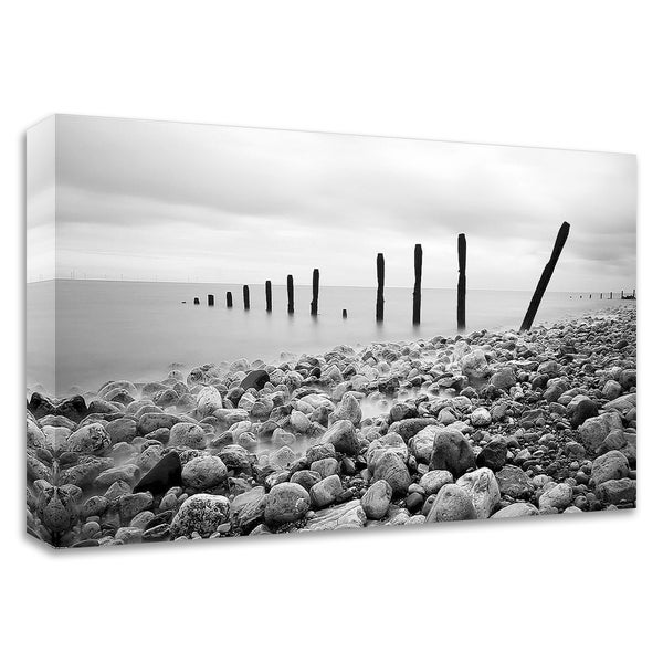 """Beach Pebbles"" by PhotoINC Studio, Print on Canvas, Ready to Hang"