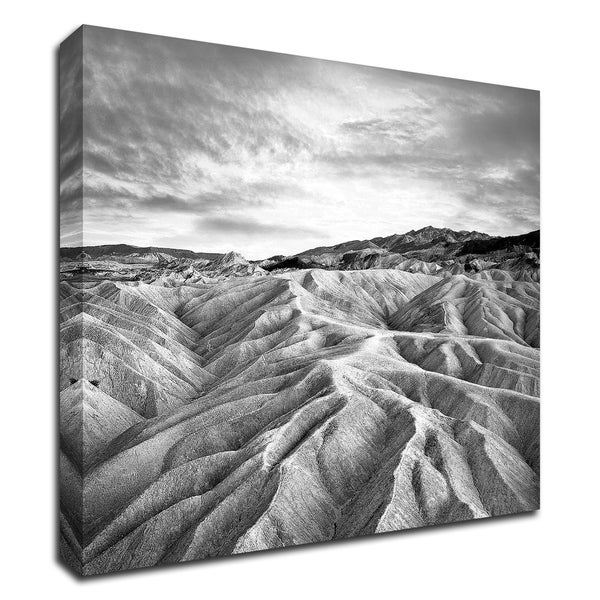 """""""Foot of the mountain"""" by PhotoINC Studio, Print on Canvas, Ready to Hang"""