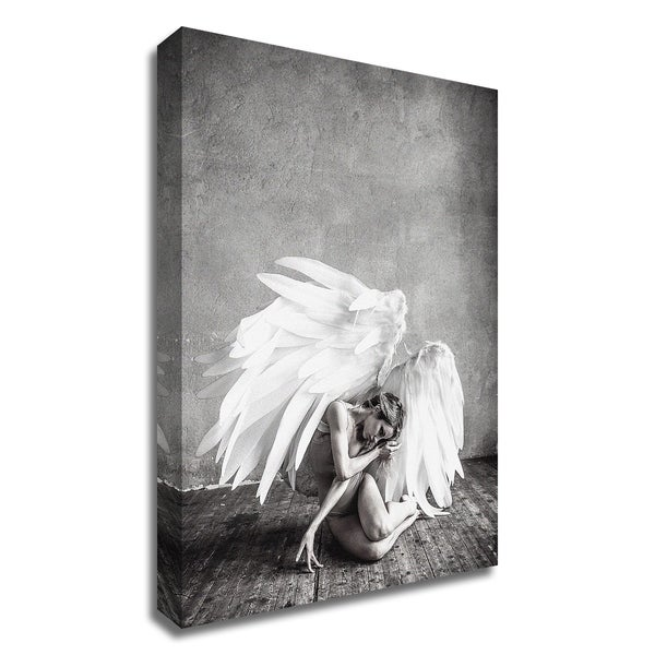 """Angel"" by PhotoINC Studio, Print on Canvas, Ready to Hang"