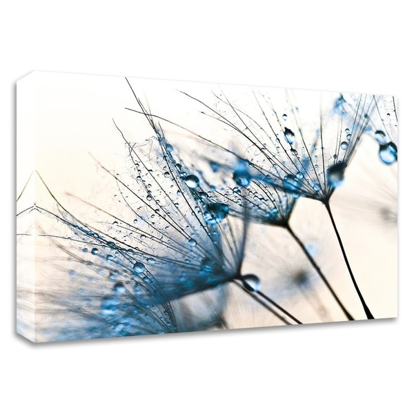 """""""Mystic Blue"""" by PhotoINC Studio, Print on Canvas, Ready to Hang"""