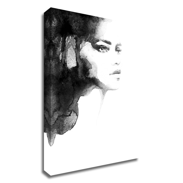 """Forest Queen"" by Incado, Print on Canvas, Ready to Hang"
