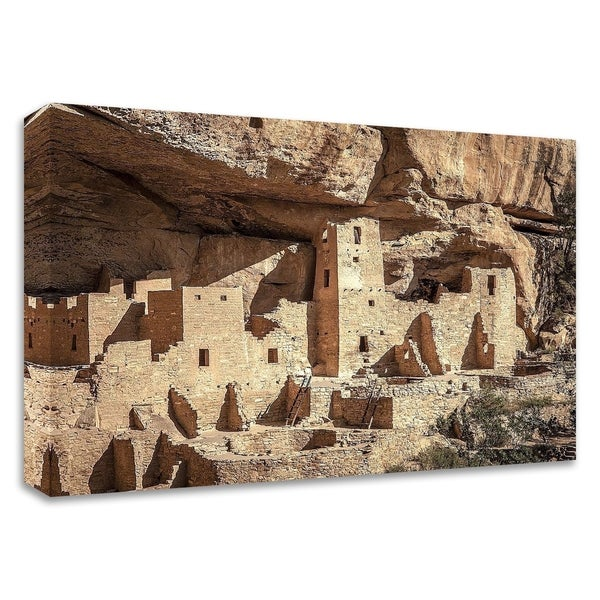 """""""Mesa Verde"""" by Tim Oldford, Print on Canvas, Ready to Hang"""