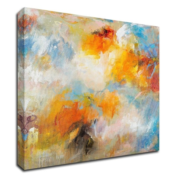 """""""Endless Summer Series No. 3"""" by Hilma Koelman, Print on Canvas, Ready to Hang"""