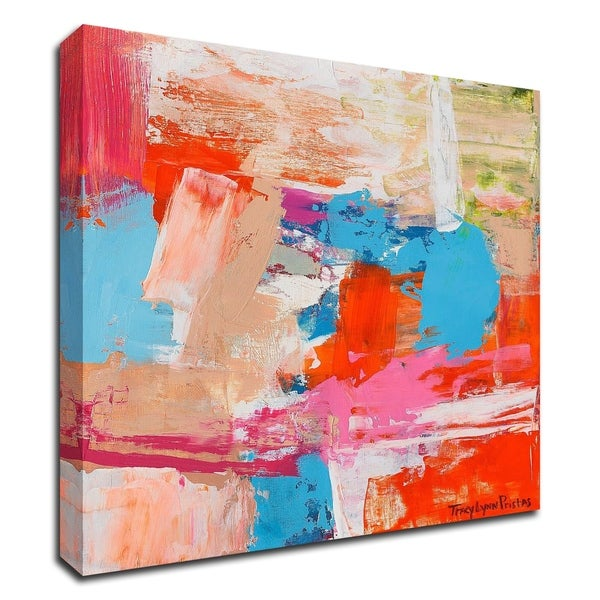 """""""Immersed Sequence III"""" by Tracy Lynn Pristas, Print on Canvas, Ready to Hang"""