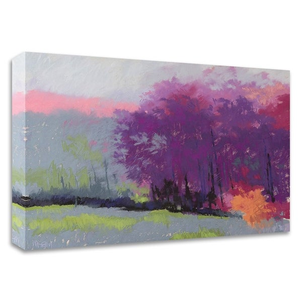 """""""Pantone Woods"""" by Mike Kelly, Print on Canvas, Ready to Hang"""