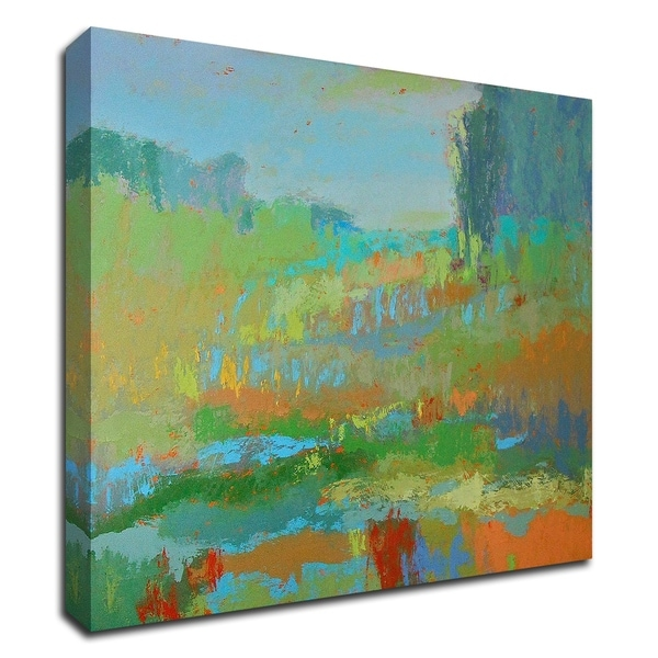 """""""Southern View II"""" by Jane Schmidt, Print on Canvas, Ready to Hang"""
