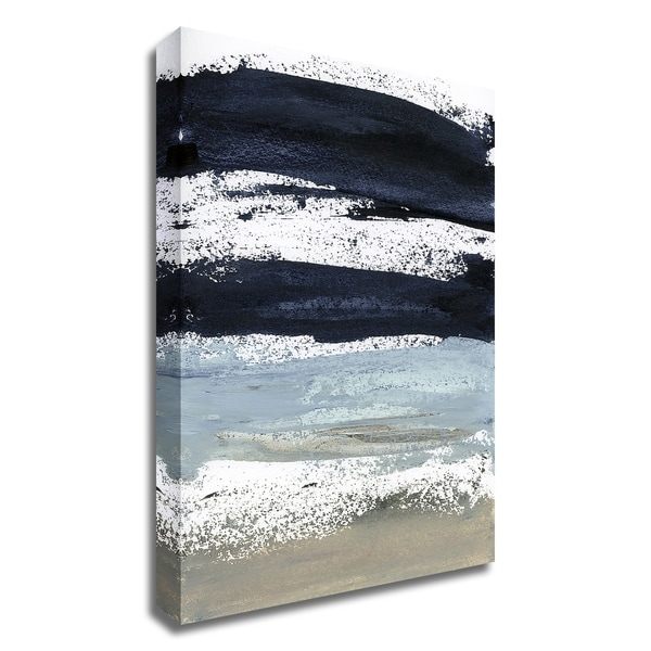 """""""Maritime"""" by Iris Lehnhardt, Print on Canvas, Ready to Hang"""
