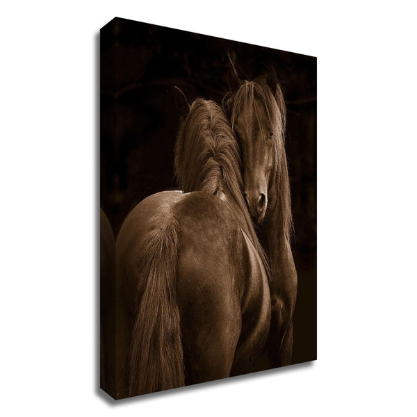 """""""Tenderness I"""" by Tony Stromberg, Print on Canvas, Ready to Hang"""