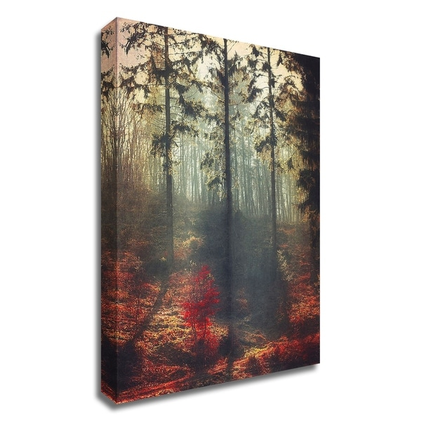 """""""Weight of Light"""" by Dirk Wustenhagen, Print on Canvas, Ready to Hang"""