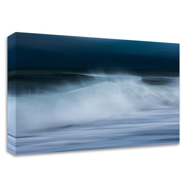 """""""Night Wave"""" by Eddie Soloway, Print on Canvas, Ready to Hang"""