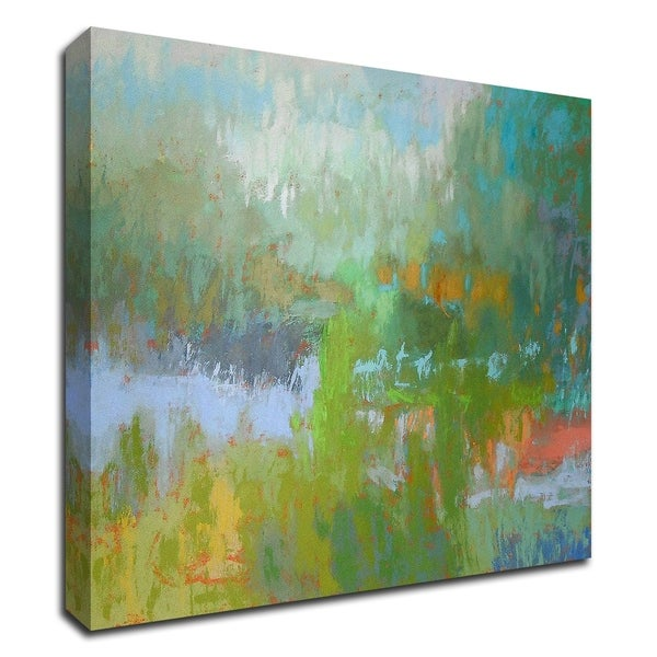 """""""Southern Charm"""" by Jane Schmidt, Print on Canvas, Ready to Hang"""